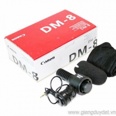 Canon DM - 8 Microphone