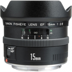 Canon EF 15mm Fisheye