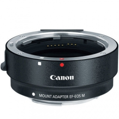 Canon EF-M lens adapter kit for Canon EF EF-S