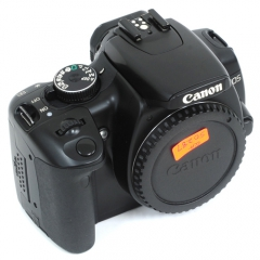Canon EOS 400D with 18-55 IS