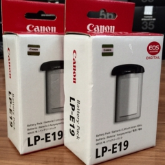 Canon LP-E19 1Dx mark II