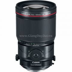 Canon TS-E 135mm f/4L Macro Tilt-Shift
