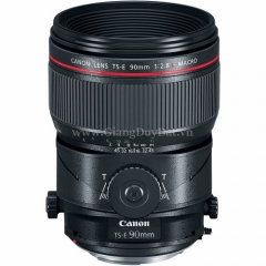 Canon TS-E 90mm f/2.8L Macro Tilt-Shift