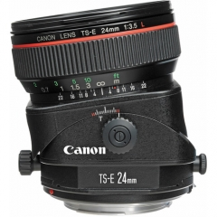 Canon Wide Angle Tilt Shift TS-E 24mm f/3.5L