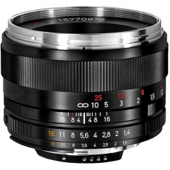 Carl Zeiss 50mm f/1.4 ZF2 for Nikon