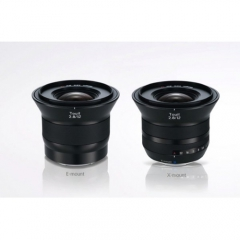 CZ Touit 12mm F/2.8 For E-mount & X-mount