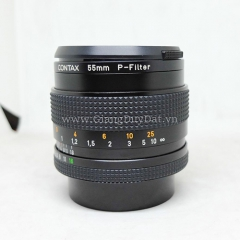 Contax Carl Zeiss Planar 50mm f/1.4 T*
