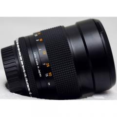Contax Carl Zeiss Planar T* 85mm f/1.4