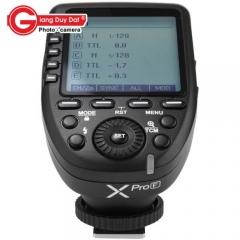 Cục phát không dây TTL Godox XPRO For Fujifilm