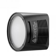 Đầu đèn tròn hiệu Godox cho AD200 (H200R)