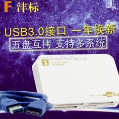 Đầu đọc thẻ USB 3.0