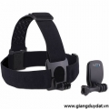 Dây đeo đầu Gopro - GoPro Head Strap + QuickClip