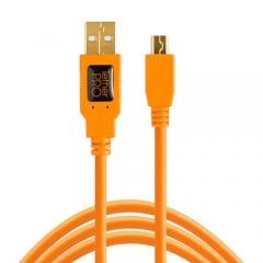 Dây Tether Tools - Cáp TetherPro USB 2.0 to Mini B 5 Pin - Dài 4.6m