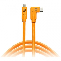 Dây Tether Tools - Cáp TetherPro USB C to USB C Right Angle - Dài 4.6m