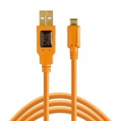 Dây Tether Tools - TetherPro USB 2.0 to Micro B 5 pin - Dài 4.6m