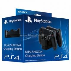 Đế sạc tay cầm PS4 (chính hãng)