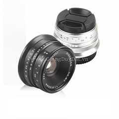 Discover HD MC 25mm f/1.8 for Fuji X