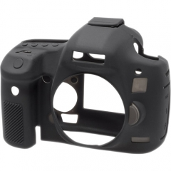 EasyCover Silicone for Canon EOS 5D Mark III  5DS  5DS R