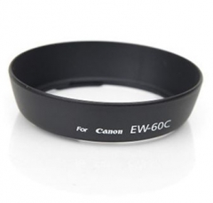 Hood Canon EW-60C for  18-55mm, 28-80mm, 28-90mm