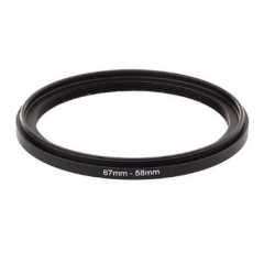 Filter Adapter Ring 67mm-58mm