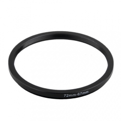 Filter Adapter Ring 72mm-67mm