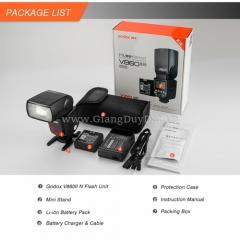 Flash Godox Li-ion VING V860N II I-TTL for Nikon