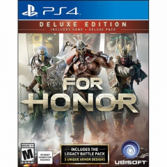 For Honor Deluxe Edition - ASIA (chính hãng)