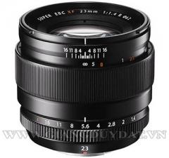 Fujifilm XF 23mm f/1.4R