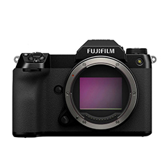 Fujifilm GFX 100S Medium Format Mirrorless