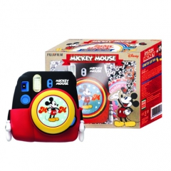 Fujifilm Instax Mini 9 Mickey Mouse Limited Edition