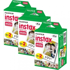 Fujifilm instax mini Instant Color Film ( 60 Shots)