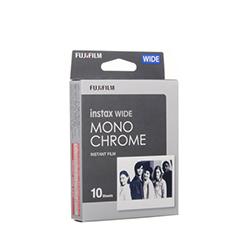 Fujifilm Instax Wide Monochrome Instant Film (10 Tấm – Chính hãng)