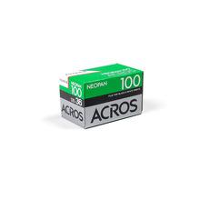 Fujifilm Neopan 100 Acros Black/White Film