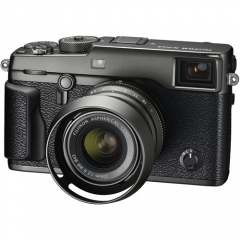 Fujifilm X-Pro 2 Graphite Silver Edition