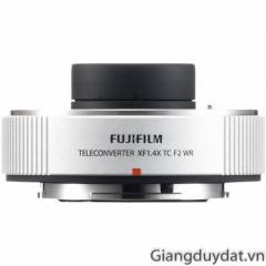 Fujifilm XF 1.4x TC F2 WR Teleconverter