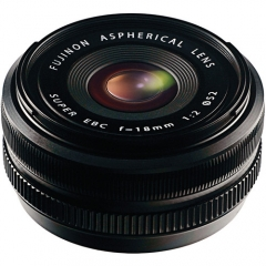 Fujinon XF 18mm F/2.0 R