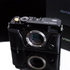 Gariz Halfcase Fujifilm X-Pro1 (Black - Chính hãng)