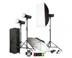 Godox TC Flash Studio Kit: TC 300 - 400 - 600 - 800