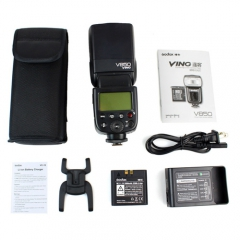 GODOX v850 for Canon/Nikon/Sony/Fuji (chính hãng)