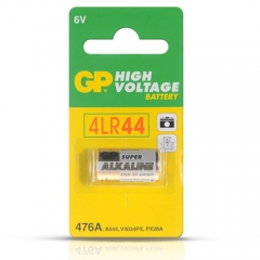 GP Alkaline Batteries 476A 4LR44 6V