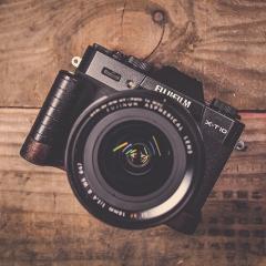 Grip Gỗ Fujifilm X-T10 X-T20