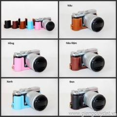 Halfcase Fujifilm X-A2 X-A10 X-A3 X-M1 X-A1