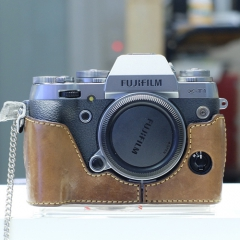 Halfcase Fujifilm X-T1 (Handmade)