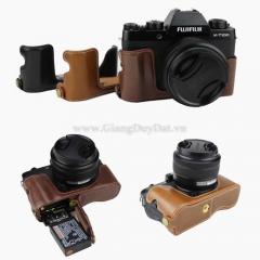 Halfcase Fujifilm X-T100