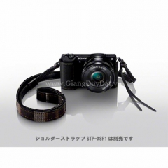 Halfcase Sony Alpha A5000 A5100 (chính hãng)