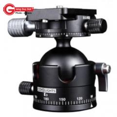 HIGHLIGHTS Panoramic 360 BALL HEAD E3-H2