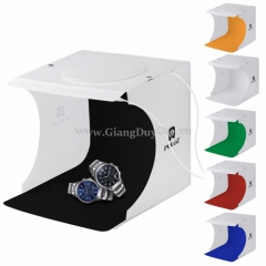 Hộp chụp sản phẩm tích hợp đèn LED PULUZ 20cm