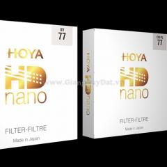 Kính lọc Hoya HD Nano UV (chính hãng)