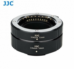 JJC Auto Focus Macro Extension Tube Set for Fujifilm