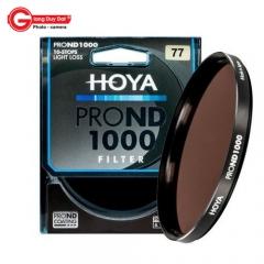 Kính lọc Hoya Pro ND-1000 - Chính Hãng
